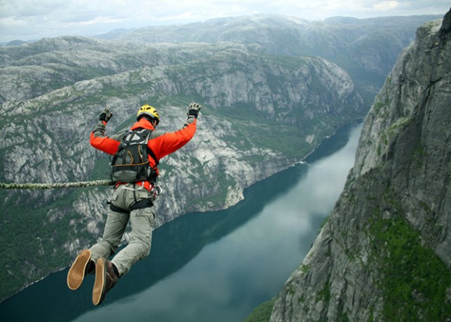 Bungee Jumping Destinations in the World