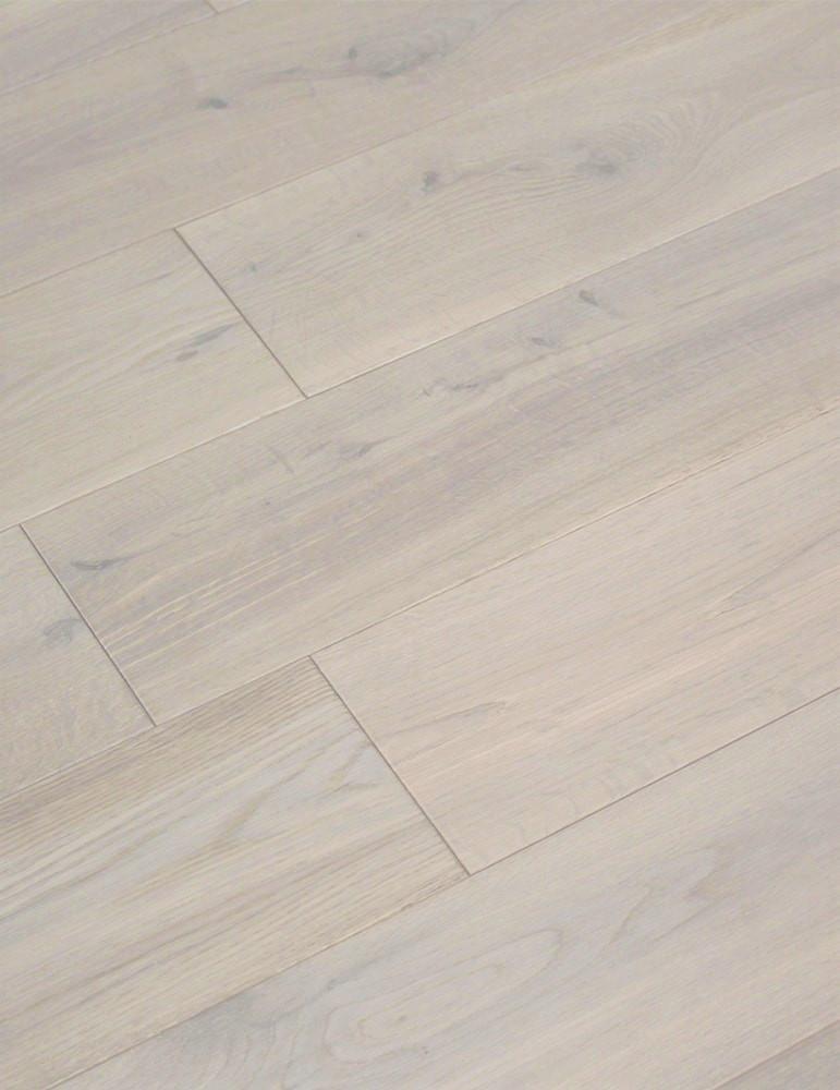 parquet chene blanchi clipsable 15 x 125 mm