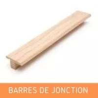 Barres de jonction bois