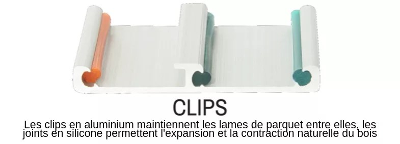 structure des clips
