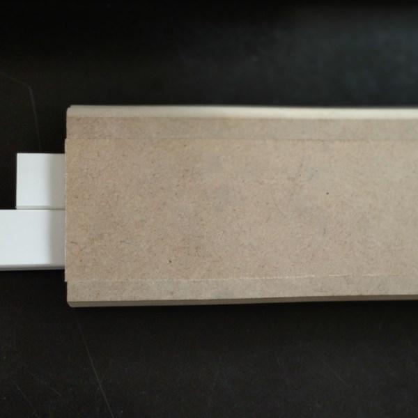 plinthe electrique en medium