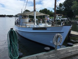 Wm. B. Tennison cruise vessel