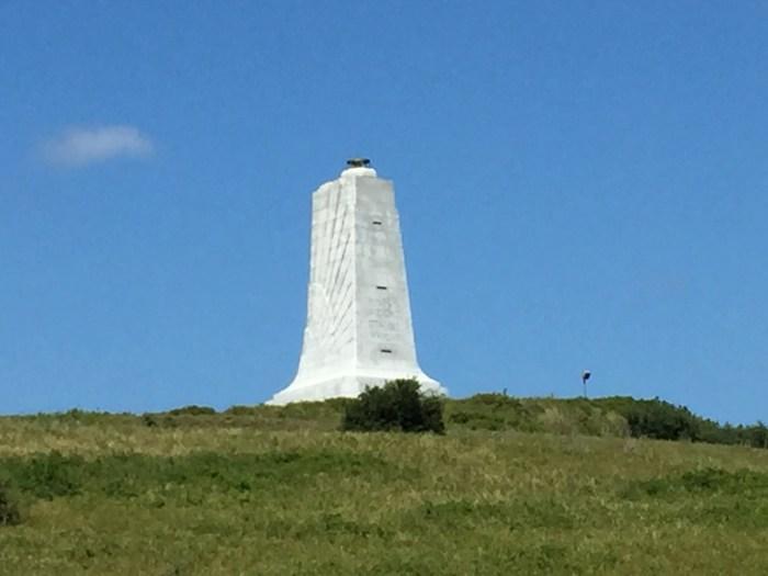Wright Bros Monument