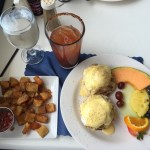 Dry Dock Grill - Fried Oyster Eggs Benedict