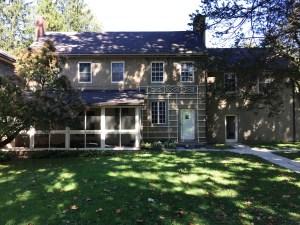 Mrs. Roosevelt's Home