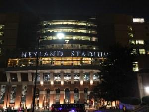 Neyland Stadium - Front