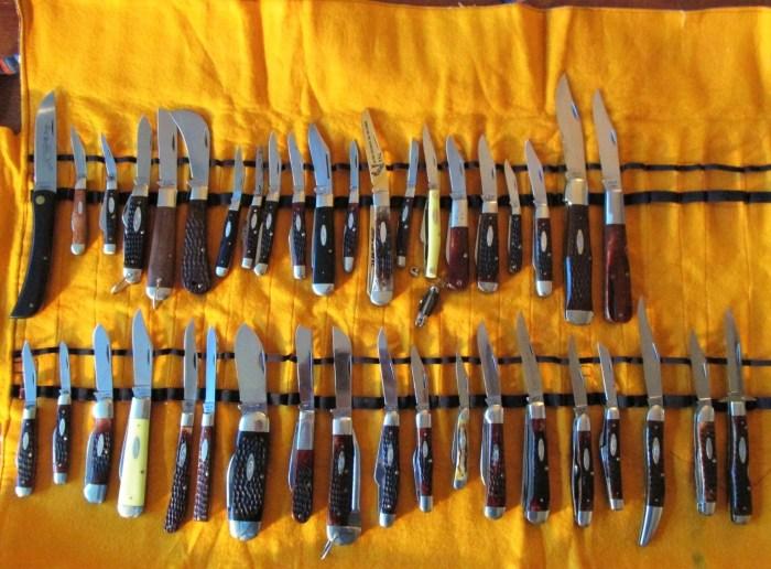Pocketknives