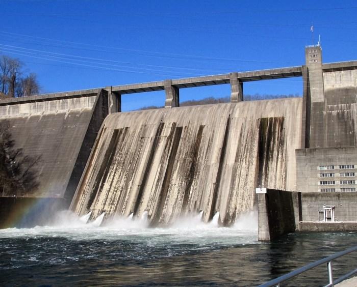 Norris Dam, Andersonville, TN