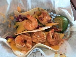 Yum Yum Shrimp Taco - Garbo's Grill