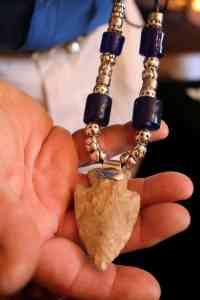 Genuine Arrowhead necklace