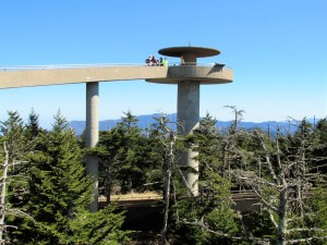Clingmans Dome Tower