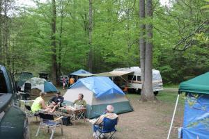 Camp II - McNabb Creek Campground
