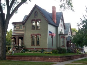 19th Century Home, Grand Forks, ND