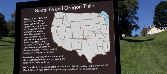 Ft. Leavenworth, Kansas – The Trail Starts Here