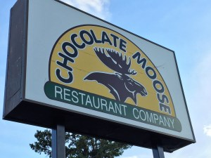 Chocolate Moose, International Falls, MN
