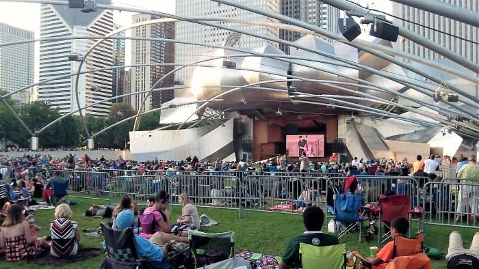 Chicago Jazz Festival - Pritzker Pavilion