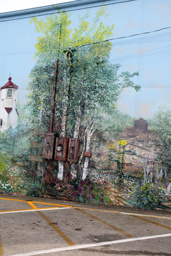 Wall Mural - Bailey's Harbor, WI
