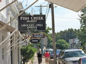 Fish Creek, WI market