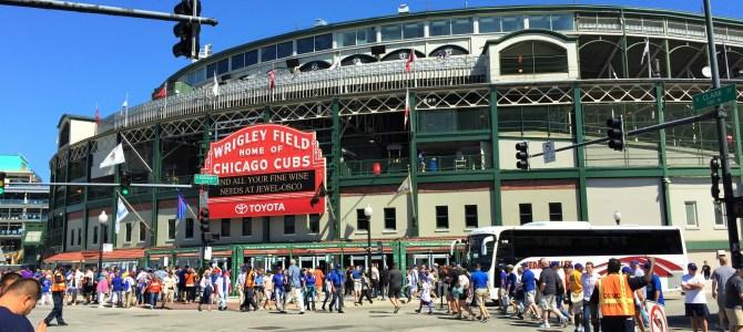 Chicago – Go Cubs, Go