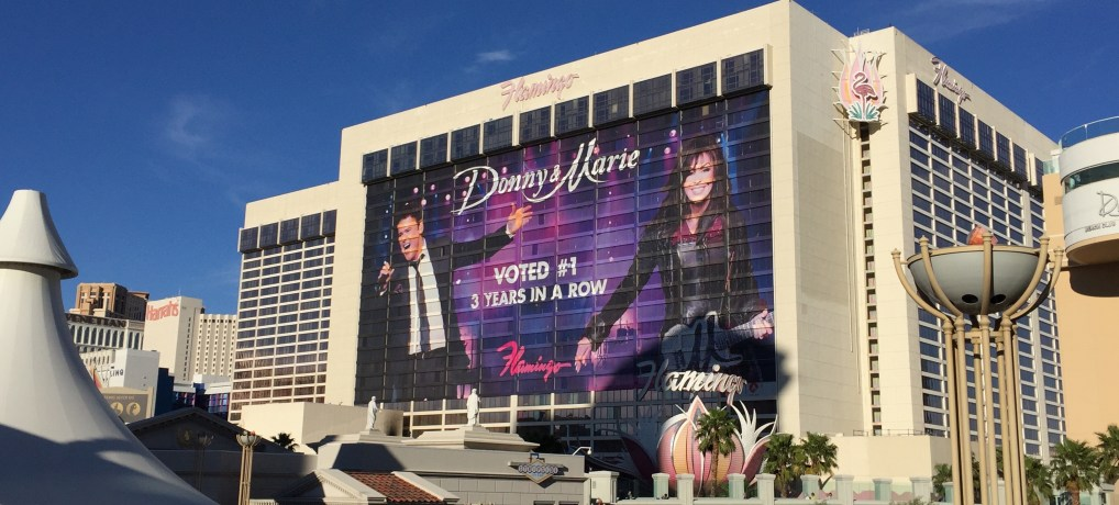 """Sherman Says """"It's Vegas, Baby!"""""""