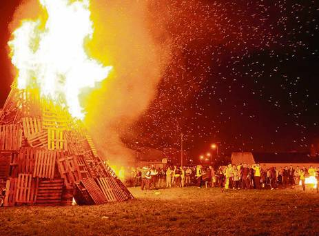 Image result for halloween traditions in ireland