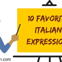 ten favourite italian expressions