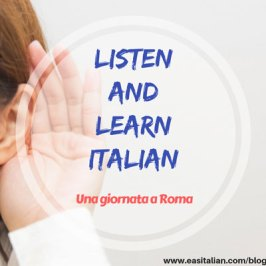 una giornata a Roma
