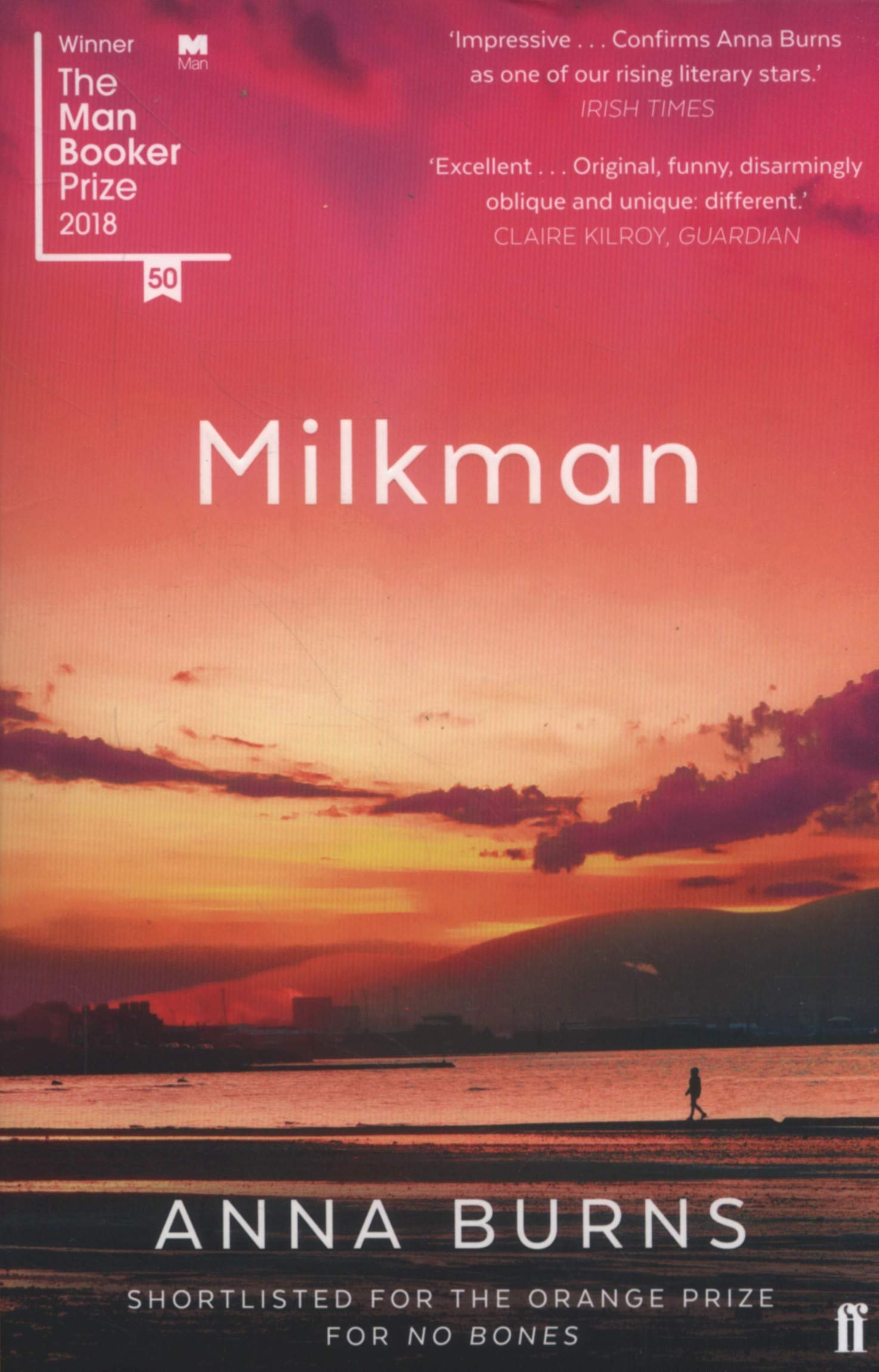 Booker Prize 2019 Milkman by Anna Burns | Easons.com