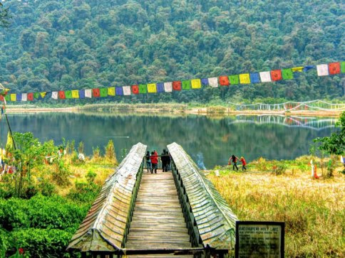 Pelling in west sikkim