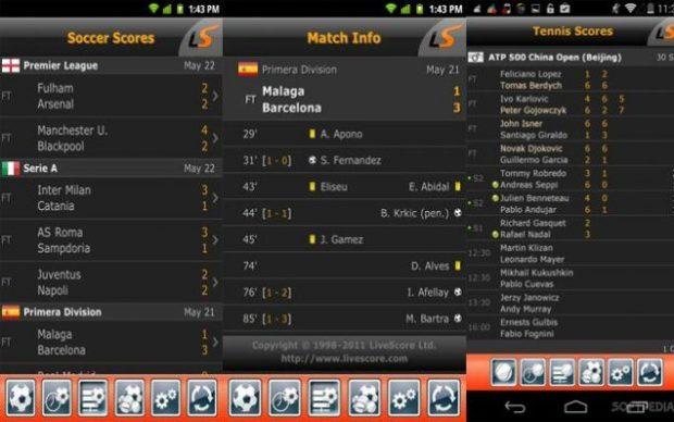 شاهد جميع المباريات مع هذه التطبيقات الأربعة للأندرويد وكأنك متواجد في الملعب