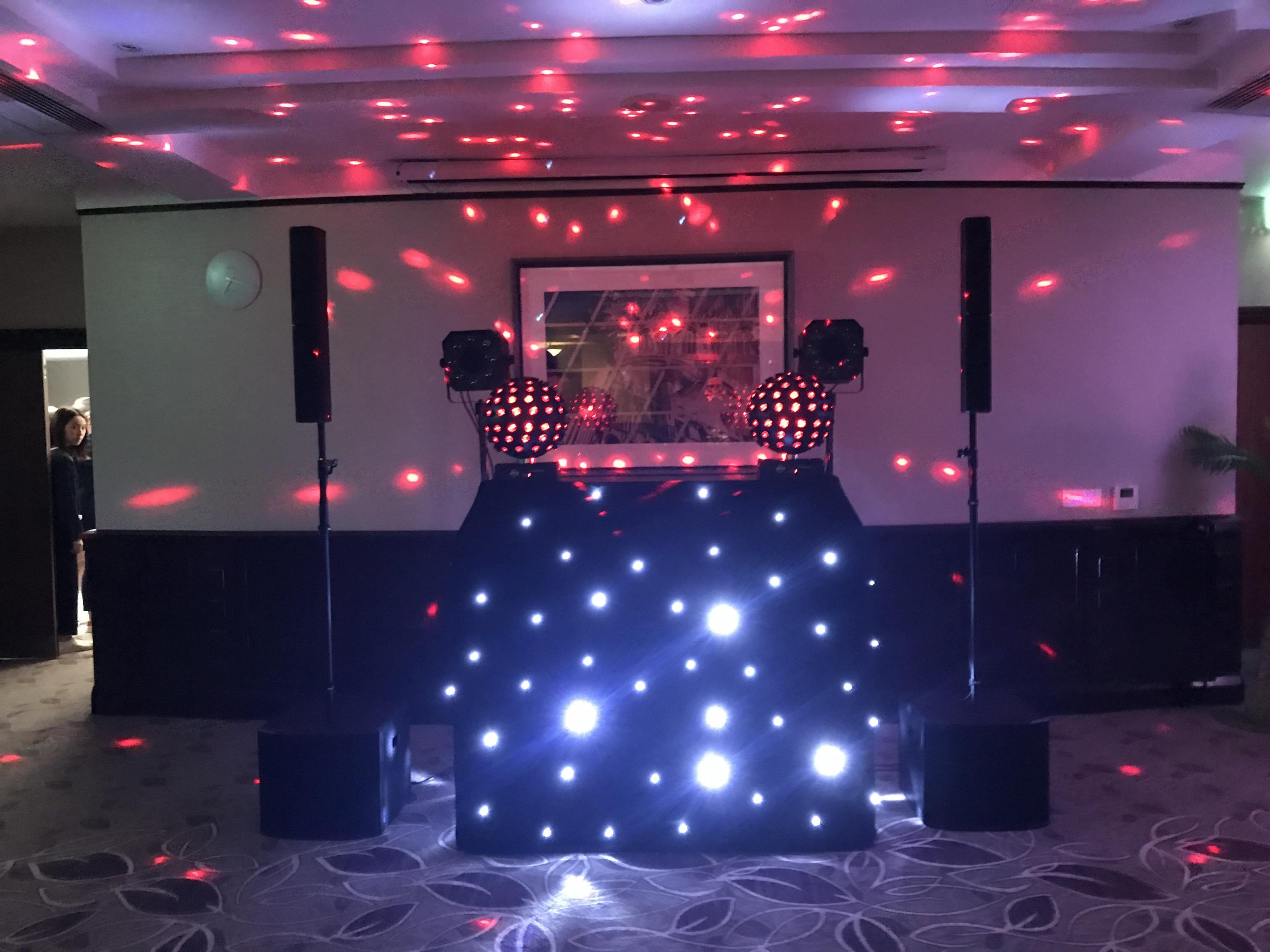 Cambridge Prom DJ