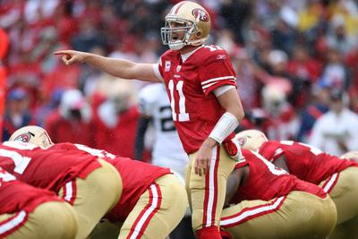 San Francisco 49ers' Alex Smith won't stop believing … in ...