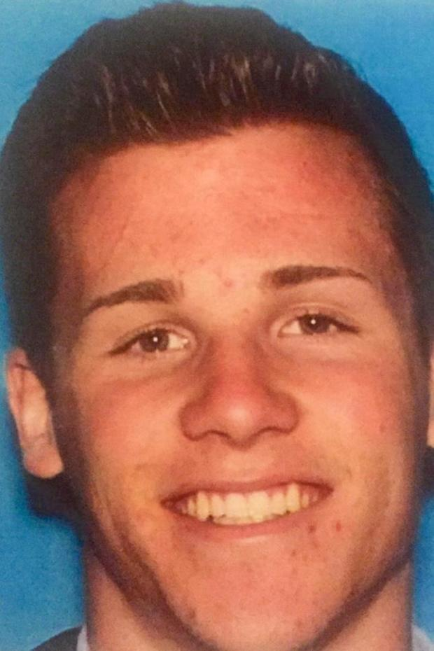 William Shultz, 18, of Discovery Bay, Calif., is being sought by the Contra Costa County sheriff's department in connection with a homicide on Sunday, April 26, 2015. (Contra Costa County Office of the Sheriff)