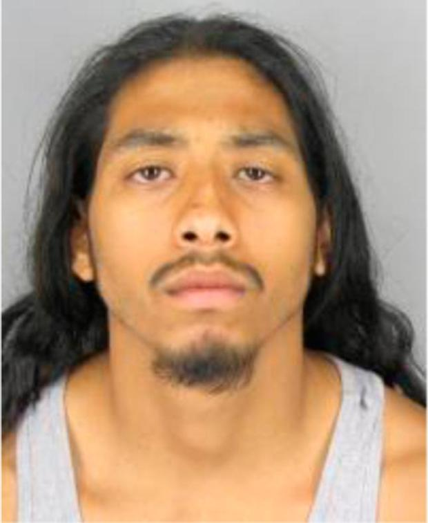 The Antioch Police Department with assistance from the U.S. Marshalls Office located and arrested Carlos Ventura , 22 yrs old, in Antioch, Calif., on Thursday, March 12, 2015. Carlos was wanted on a warrant for the 8/24/14 murder of Deon Anderson.(Antioch Police Department)