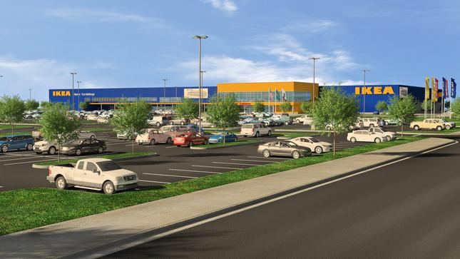 Dublin Ikea Store Approved For The East Bay