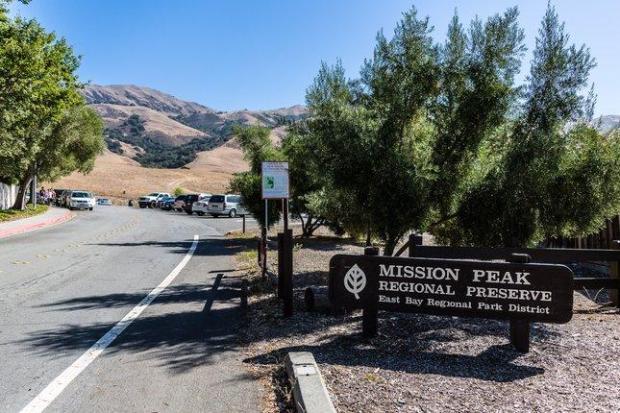 Mission Peak Hike
