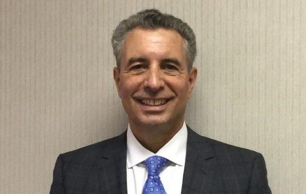 Rick Rubino, new superintendent at Pleasanton Unified School District.