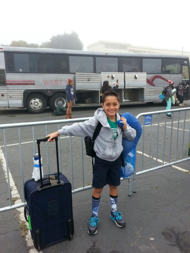 Police are asking for the public's help locating Waheed Munir, a 9-year-old San Leandro resident. Photo courtesy San Leandro police.