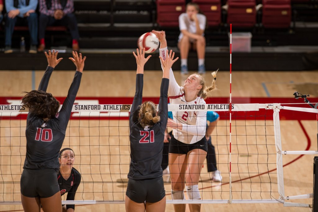 Stanford women win NCAA volleyball title – East Bay Times