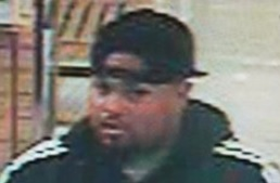 Suspect in theft at Sears in Concord.