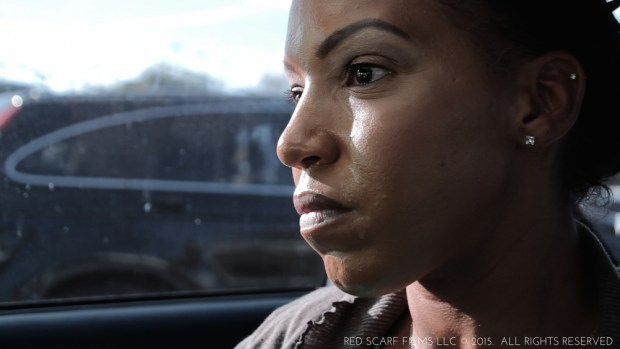 Sarai Smith Mazariegos in a scene from 'Surviving International Boulevard.' (Red Scarf Films)