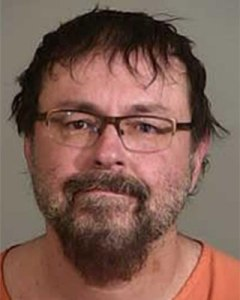 Tad Cummins after his arrest. (Siskiyou County Sheriff's Office)