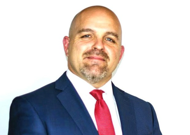 Patrick Vanier, supervising deputy district attorney for the Santa Clara County District Attorney's Office, announced his bid for the position of Contra Costa District Attorney position on Thursday. (Photo provided by Patrick Vanier for Contra Costa District Attorney.)