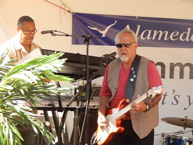 Mas Mojo band, with its Alameda roots, is featured at Island Jam