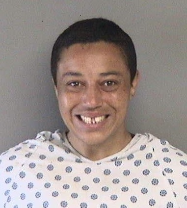 UC Berkeley police released this image Tuesday, June 6, 2017, of Sayyadina Thomas, 36, who was arrested Monday after an incident in People's Park.