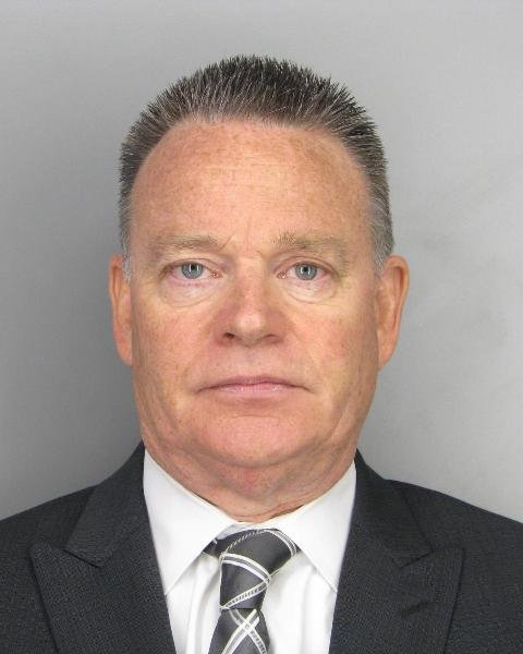 The Contra Costa Sheriff released the mugshot of former Contra CostaDistrict Attorney Mark Allen Peterson, who was convicted of perjury last week.