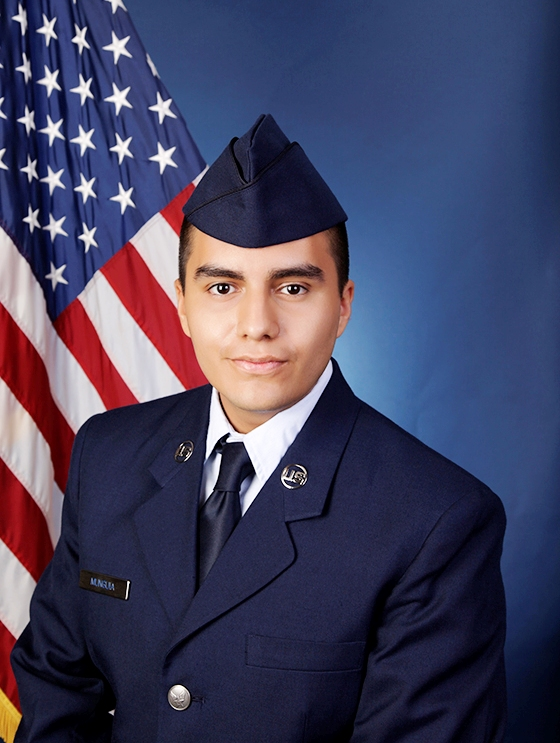 U.S. Air Force Reserve Airman 1st Class Alan I. Munguia, a graduate of College Park High School in Pleasant Hill, has completed basic military training at Joint Base San Antonio-Lackland, San Antonio, Texas.