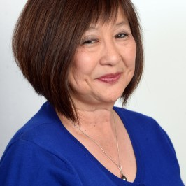 Candidate for Contra Costa County Superintendent of Schools Karen Sakata photographed in studio in Walnut Creek, Calif., on Thursday, May 15, 2014. (Dan Honda/Bay Area News Group)