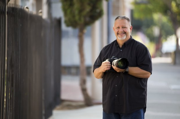 Steve n Nosanchuk , of Oakley, owner of Steve's Freelance Photography, underwent bariatric surgery several years ago and lost 155 pounds. He now has found new healthy eating habits. COURTESY MIKE POHL