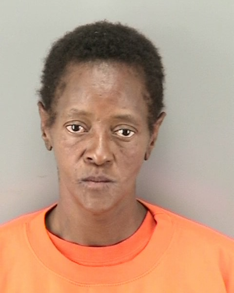 Jacqueline Miller, 51, was arrested Thursday in San Francisco on suspicion of aggravated assault. (San Francisco Police Department)